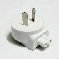 WholeSale AUS Australia AC Replacement Plug for Apple iBook MacBook Power Adapter 2-prong + Free Shipping E04010029