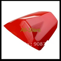 Free Shipping Brand New Red Motorcycle Rear Seat Cover Cowl for Suzuki GSXR 600 K4 04-05 Guaranteed 100%