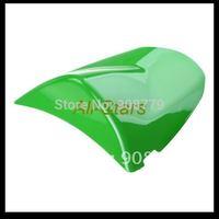 Free Shipping Brand New Green Motorbike Rear Seat Cover Cowl for Kawasaki ZX6R 03-04 Guaranteed 100%