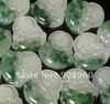 New arrive Chinese carved Buddha Avalokitesvara green jade pendant jewelry necklace fashion jewelry 10pc/lot