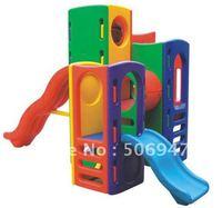 kids indoor plastic slide/ indoor playground equipment, amusement park