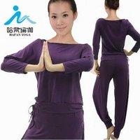 Free Shipping wholesales & retail  New  design women Yoga clothes yoga suit fitness wear dress 6pcs/lot