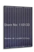 "220W TUV/UL/MCS Accredited/Bankable Black Solar PV Panel (6"" Mono, 54 Cells )"