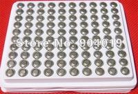 Lots of 1000 Pcs AG4 377 LR626 SR66 377a Watch  Battery P