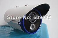 "Free Shipping 1/3"" SONY 540TVL Brand New Array infrared  IR Night Vision Security Waterproof CCTV Camera 100% Warranty 6051P"