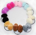 winter warm earmuffs,soft plush headband and imitation rabbit hair earmuffs,free shipping(China (Mainland))