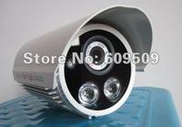 "Free Shipping 1/3"" SONY 700TVL Brand New Array infrared  IR Night Vision Security Waterproof CCTV Camera 100% Warranty 6180HP"