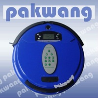 Robot Vacuum Cleaner with 1L Dust Capacity Never Wet