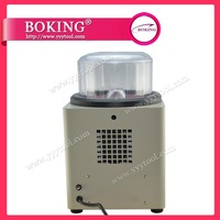 Promotion sales 800g capacity Jewelry Tools Magnetic Tumbler Polisher Machine  Mini Magnetic Tumbler With 220V