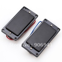 2PCS NEW Black Sealed Humbucker Pickup Set