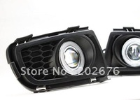 FREE SHIPPING, MAZDA 6 SPECIAL FOG LIGHT WITH PROJECTOR LENS AND CCFL ANGEL EYE