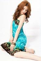 Женское платье Bohemia Tastorable Chiffon Maxi Dress, 1Pcs/Lot, Quality promised