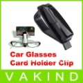 Car Accessories Sunglasses Glasses Card Pen Holder Clip
