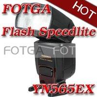 Wholesale YN-565EX YN565 TTL SLAVE Flash Speedlite for Nikon D90 D300 D200 D700 D5000 D5100 D3100 D3000 D7000