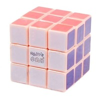 3x3x3 XWH ShenLan Magic Cube Glow in The Dark - Red