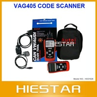 VAG405 car auto Code Reader scanner OBD2 EOBD CAN BUS For VW Audi with diagnostic tool DTC definitions
