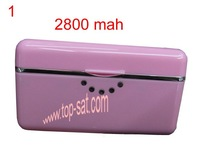 1pc  2800mAh Backup/ external/portable Battey for iphone /ipod