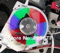 ORIGINAL COLOR WHEEL FOR Mitsubishi HC3000, projector colour wheel,HC3000 COLOR WHEEL