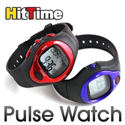 Pulse Heart Rate Counter Calories Monitor Watch Sport Waterproof [2386|99|01](China (Mainland))