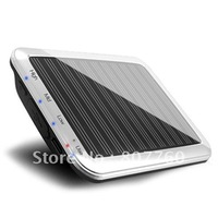 Multi-funtion solar battery charger for all kinds of mobile phones with 2500mAh high capacity&Free shipping