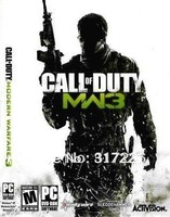 Freeshipping Wholesale pc game Call Of Duty Modern Warfare 3 rpg pc games of 2011, not online