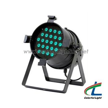Free Shipping High Power 4 in 1 LED Par Can Lights