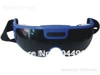 1PCS Sunglasses massager BLUE