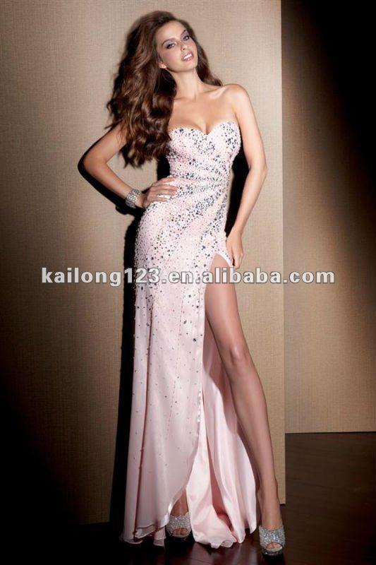 Prom Dresses Slit 71