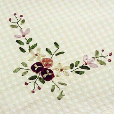 Easy Crochet Tablecloth Patterns - Online Crochet Instruction