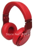 Wholesale - Promotion Pro PRO Full Red/Black/White High Performance Headphones 1PC BY DHL