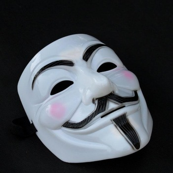 Free shipping V for Vendetta party mask Halloween Mask 20pcs/lot