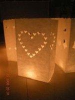 1000 pcs paper candle bags and 1000 pcs water lanterns for Nara Dias