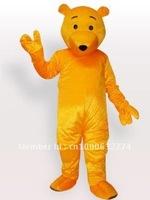 The Cartoon Bear Adult Mascot Costume Adult Character Costume Cosplay mascot costume free shipping