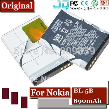 Original Replacement Battery For Nokia 5320XM 5320diXM 5500 6020 6021 6060 6070 6080 Mobile phone