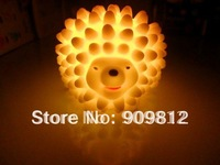 Free Shipping  Hot Selling LED Colorful Gradient Night Light, Dream Colorful Hedgehog Night Light 10pcs/lot
