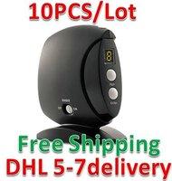 NEW 10pcs/lot  Bluetooth Landline Phone Telephone Adapter Black Smart Design  VoIP