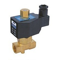 Free Shipping 5PCS AC220V PT1/8'' Port Connection 2 Position 2 Way Water Solenoid Valve Brass CKD DIN Coil
