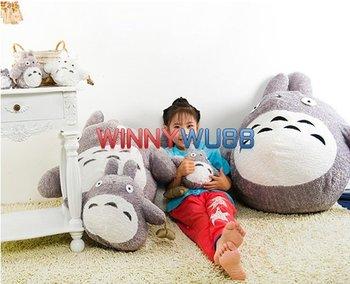 Lovely Totoro Plush Doll Cartoon Doll Plush Toy Small Size Best Gift 4pcs/lot
