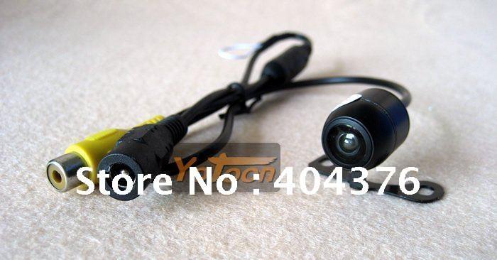 Newest Color 170 angle car camera Information Auto backup cameras(China (Mainland))