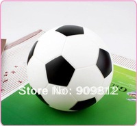 Free Shipping  Hot Selling LED Colorful Gradient Night Light, Colorful Football Night Light 50pcs/lot