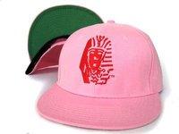 wholesale last kings hats snapback cap snap back caps hat adjustable free shipping  LK pink