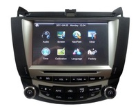 For Accord Car DVD Player with GPS Navigation system, suitable for 04-09 year!