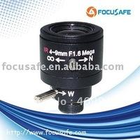 Mega Pixel Board Mount Lens Varifocal Auto Iris 4-9mm CCTV Board Lens