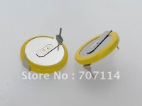 FEDEX Free shipping wholesale 1000pcs/lot Lithium 3V Button Cell / Coin Cell Battery CR2032 with vertical tags