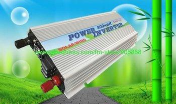 Wholesale&Free Shipping!MPPT  GRID TIE  INVERTER DC10.5~28V,AC110v,AC120V,800w 50HZ-60HZ(CP-GTI-800W)
