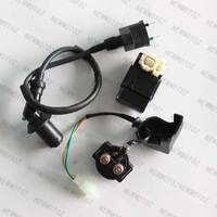 Gy6 50cc 125cc 150cc electric parts CDI & Ignition Coil & Start relay
