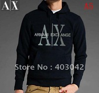 2012 New Men's 100% cotton fashion sport Sweatshirts Hoodies jacket coats 005