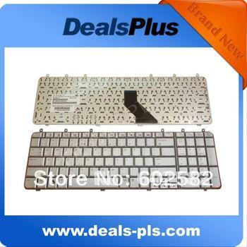 FOR Brand New HP Pavilion DV7 DV7-1451 DV7-1451NR DV7-1261WM US Keyboard Silver