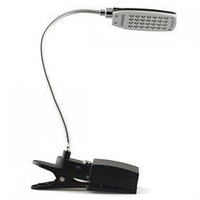 NEW USB Flexible 28 LED 3 Modes Clip-on Light Lamp Bulb for Home, BBQ,Camping