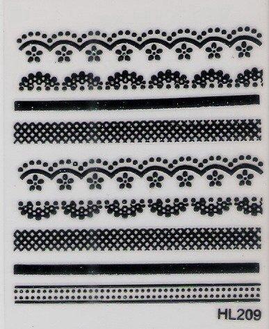 Wholesale 3D nail art sticker manufacturer,nail art decoration,self adhesive nail sticker(China (Mainland))